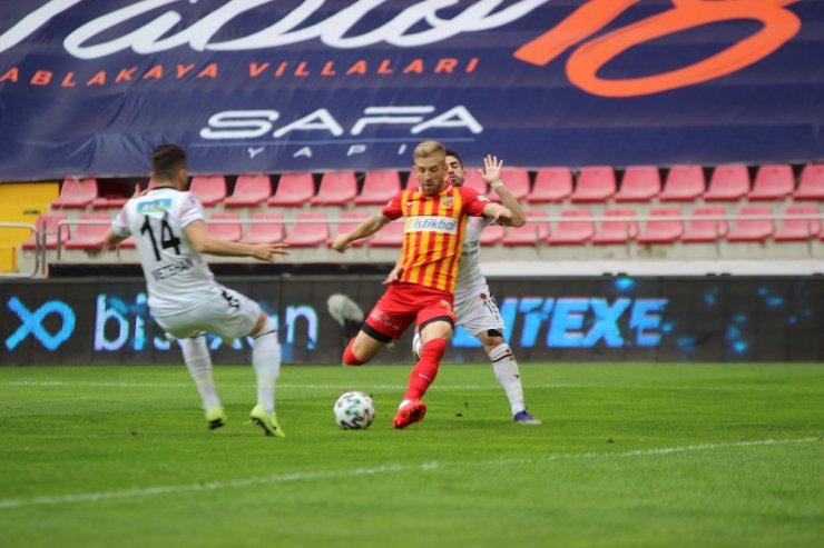 Süper Lig: Hes Kablo Kayserispor: 0 - Gençlerbirliği: 0 (Maç devam ediyor)