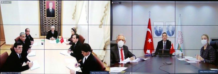 Bakan Ziya Selçuk, Türk-Türkmen Konseyi 3. Toplantısı'na katıldı