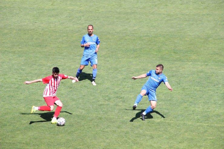 3. Lig: Karaman Belediyespor: 1 - Nazilli Belediyespor: 2