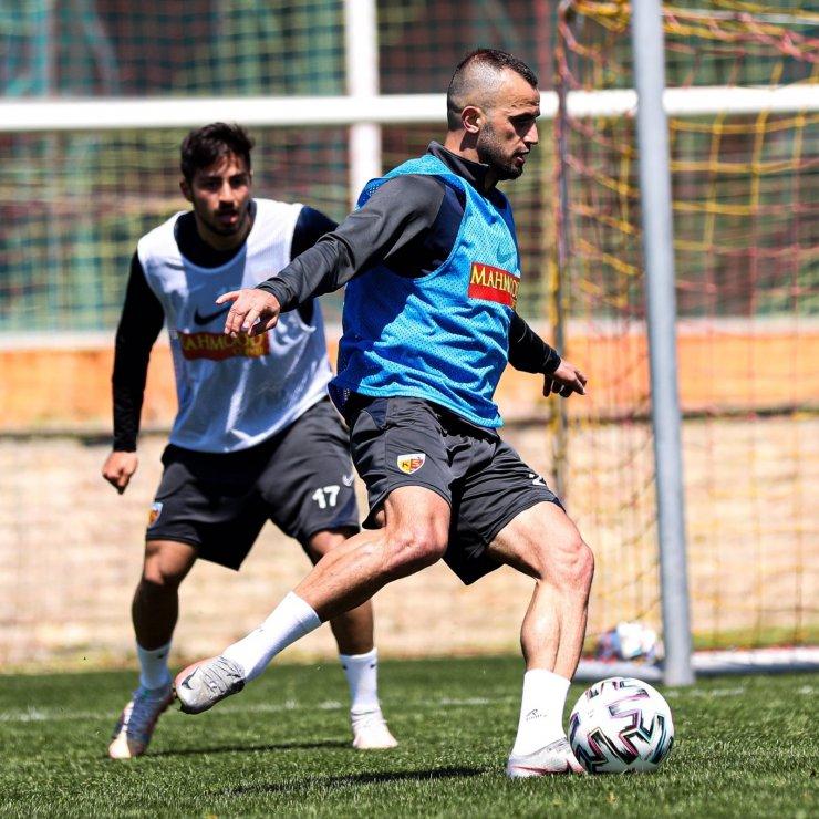 Kayserispor'da Beşiktaş mesaisi başladı