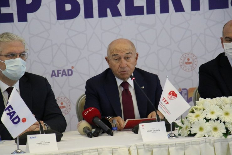 """14 federasyon ile AFAD arasında """"Afet Eğitim İşbirliği Protokolü"""" imzalandı"""