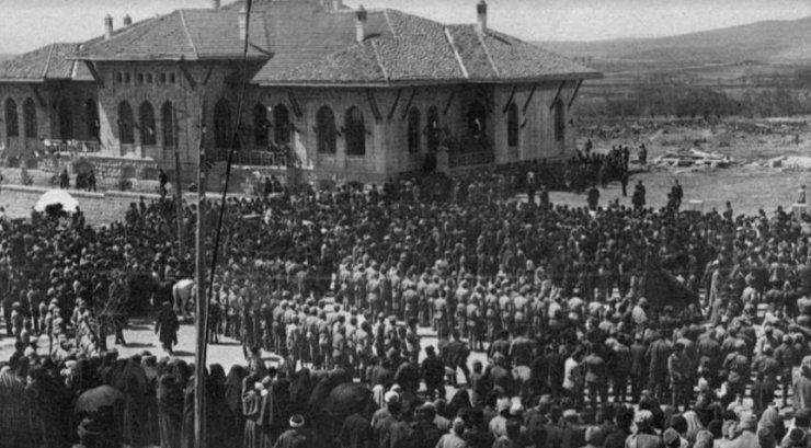 ESOGÜ 23 Nisan'da anlamlı bir kliple ilk Meclisi anlattı
