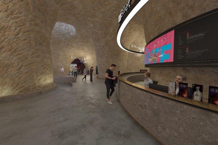 Büyükşehir'den kayadan oyma kültepe müzesi