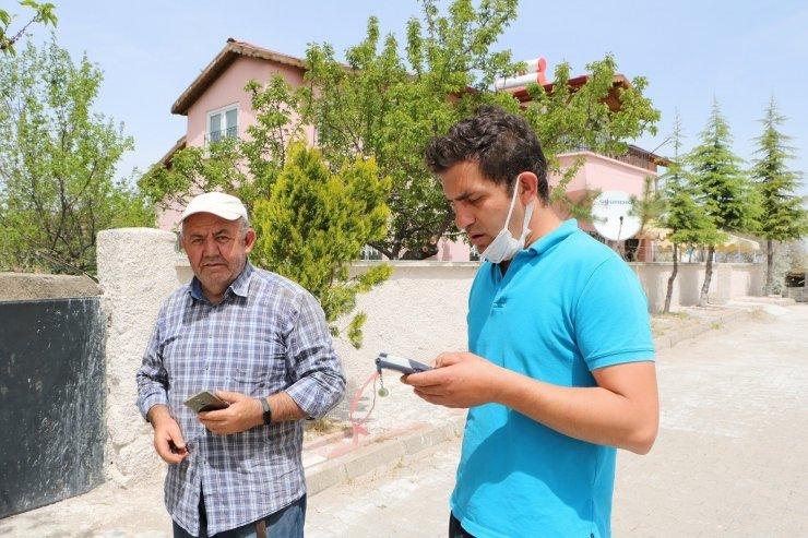 Uçhisar Belediye Başkanı Osman Süslü'den bayram hediyesi