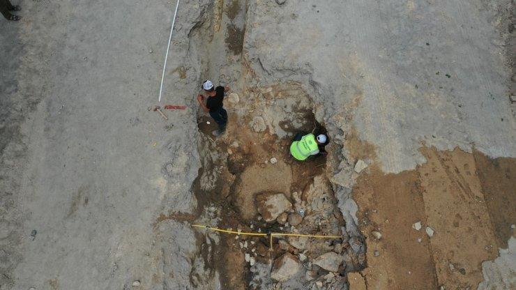 Yavuz Sultan Selim Caddesine önce altyapı sonra sıcak asfalt