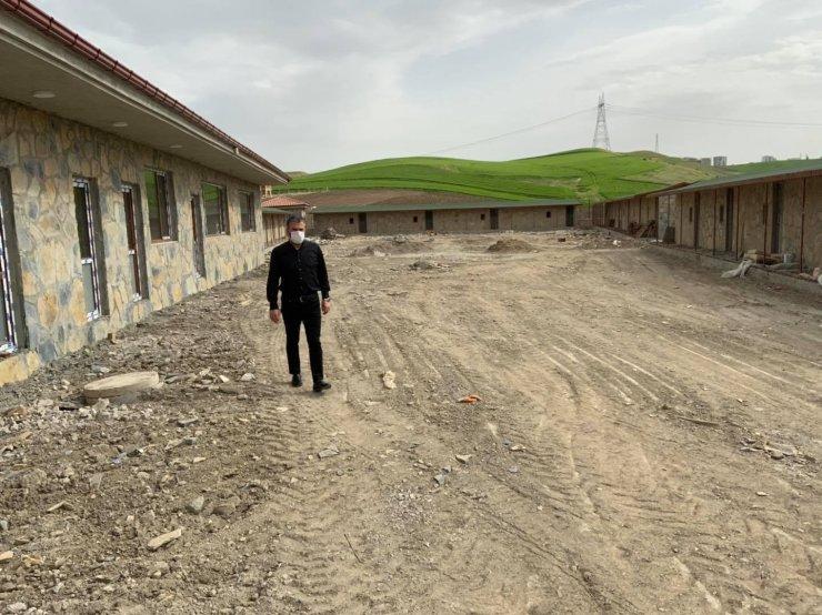 Pursaklar'a modern Veterinerlik Hizmet Binası