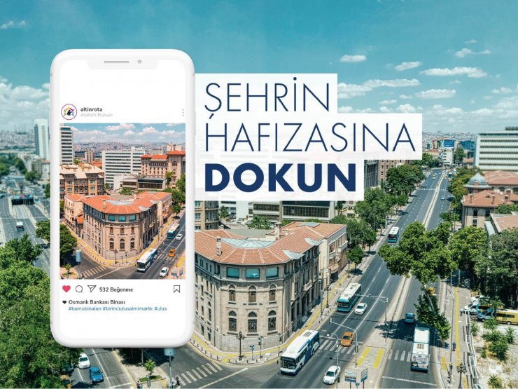 Başkentin ilk dijital turizm rehberi