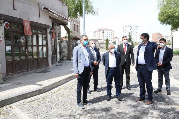 """Başkan Büyükkılıç: """"Kayseri Mahallesi'nde 40 konağın restorasyonu tamamlandı"""""""
