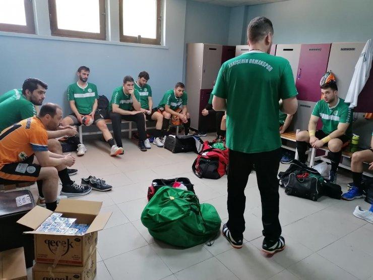 Süper Lig'i garantileyen Eskişehir Ormanspor'da hedef ligde kalıcı olmak