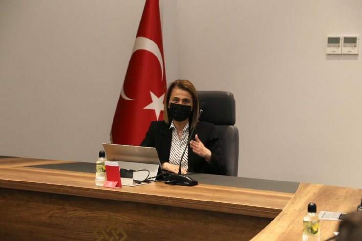 Nevşehir'de KÖYDES çalışmaları değerlendirildi