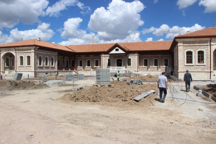 Cezaeviydi müzeye dönüştürülüyor, açılışı için gün sayıyor