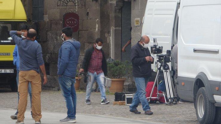Bolywood Kayseri'ye hayran kaldı