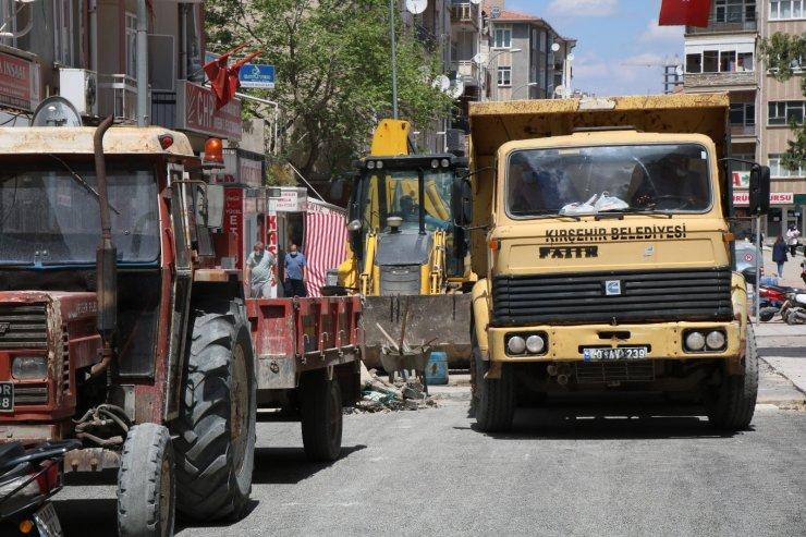 Belediye şehri kısıtlama sonrasına hazırlıyor