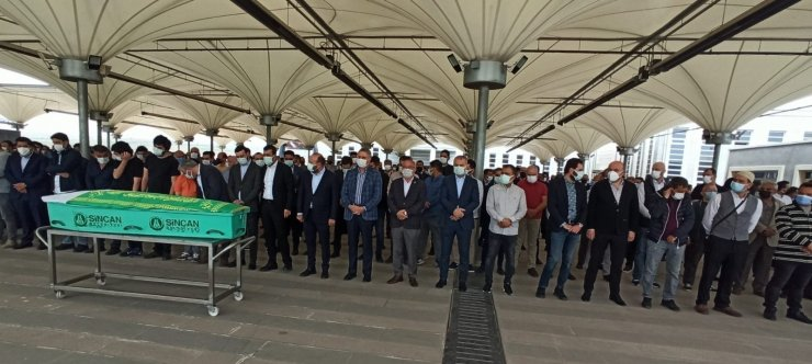 AK Parti Ankara İl başkan Yardımcısı Gündüz'ün acı günü
