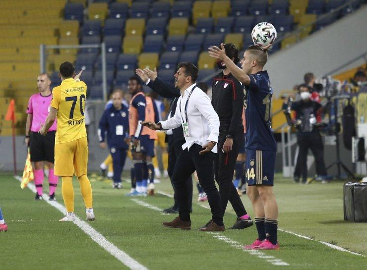 Süper Lig: MKE Ankaragücü: 1 - Fenerbahçe: 2 (Maç sonucu)