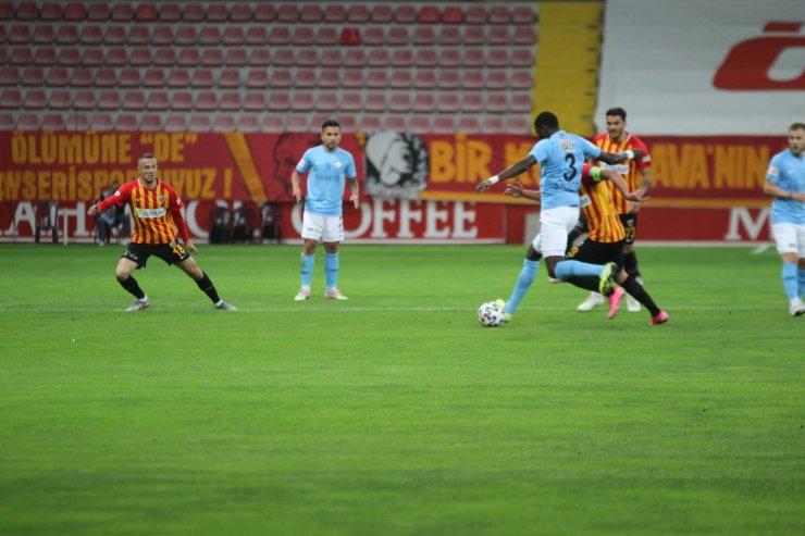 Süper Lig: Kayserispor: 0 - Gaziantep FK: 0 (Maç devam ediyor)