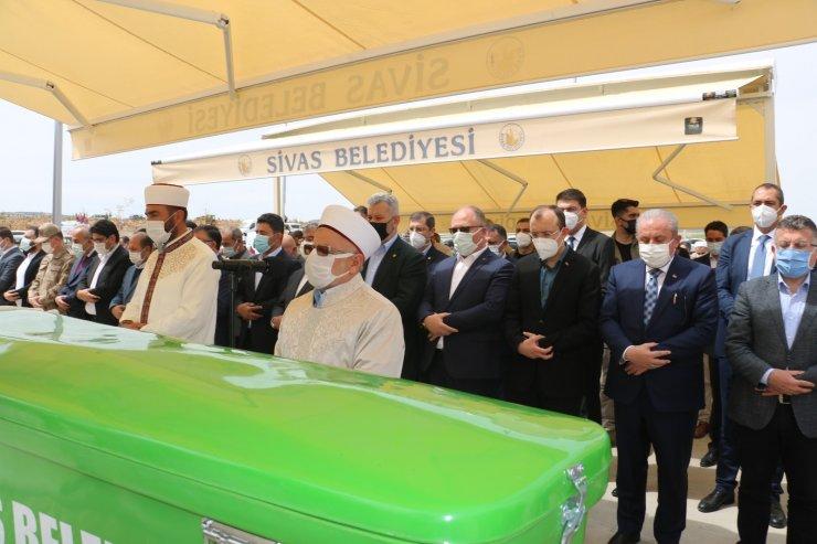 TBMM Başkanı Şentop ve Ticaret Bakanı Muş, Güler'i yalnız bırakmadı