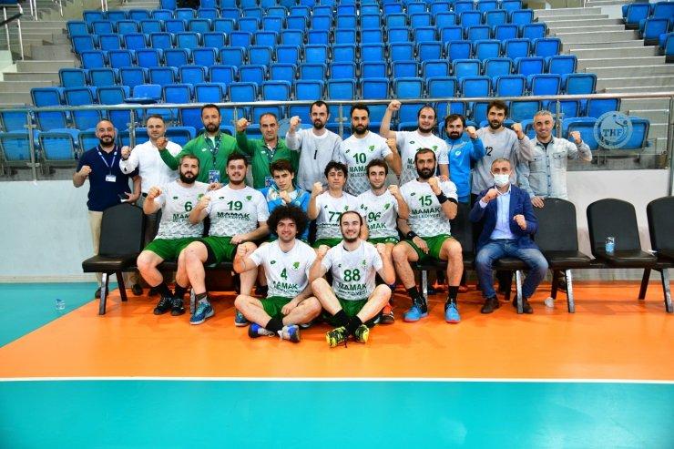 Mamak Belediyesi GSK Hentbol Takımı Süper Lig'de