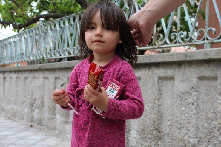 O ihtiyaç sahiplerinin 'Ankara abisi'