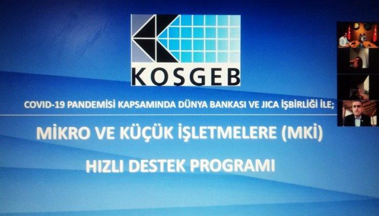 KTO'dan KOSGEB Hızlı Destek Programı bilgilendirme semineri