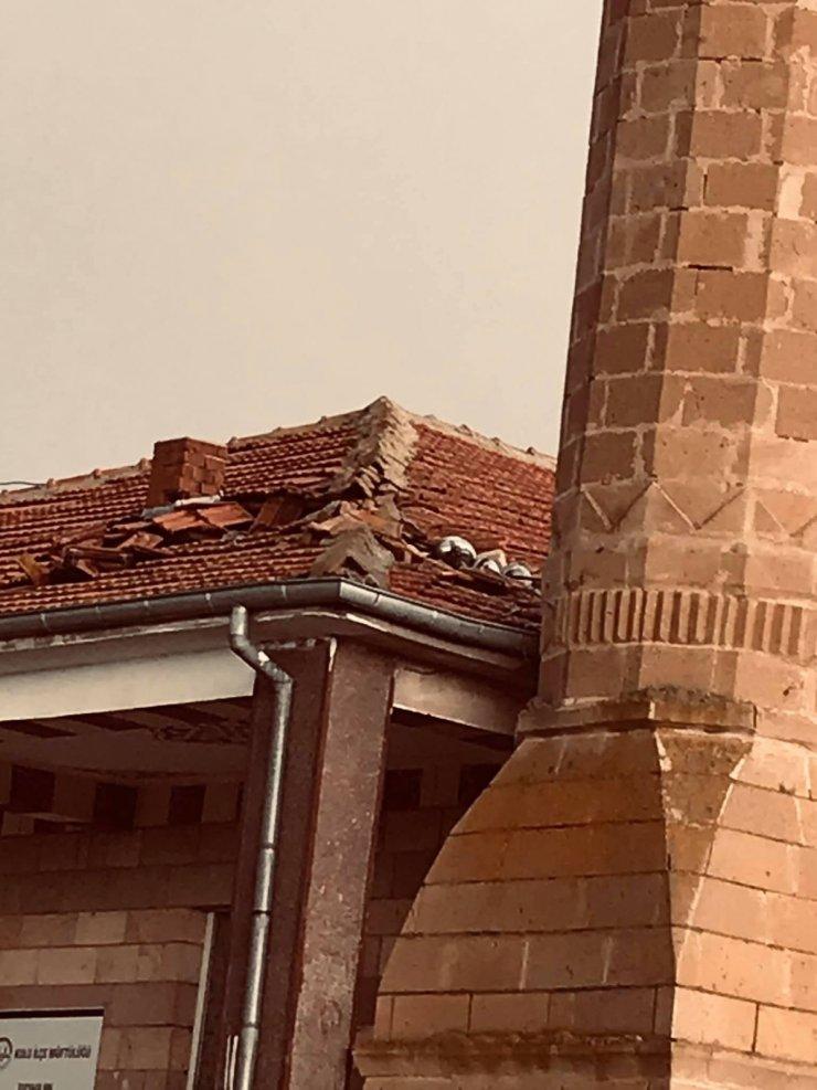 Konya'da şiddetli fırtına etkili oldu
