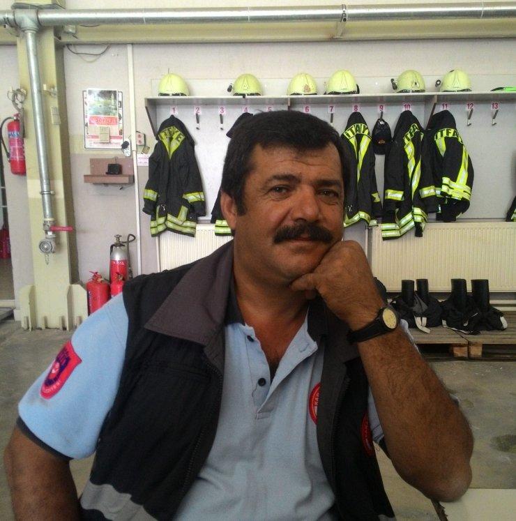 İtfaiye aracının altında kalan itfaiye eri hayatını kaybetti