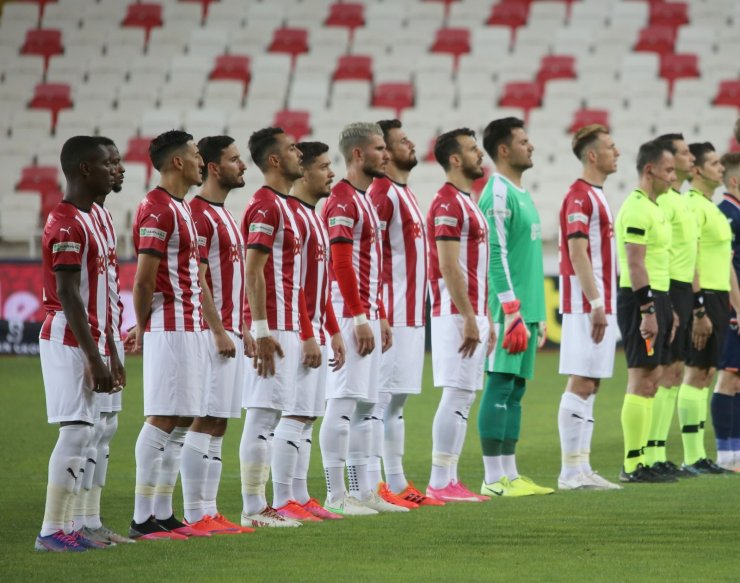 Sivasspor 17 haftada 35 puan topladı