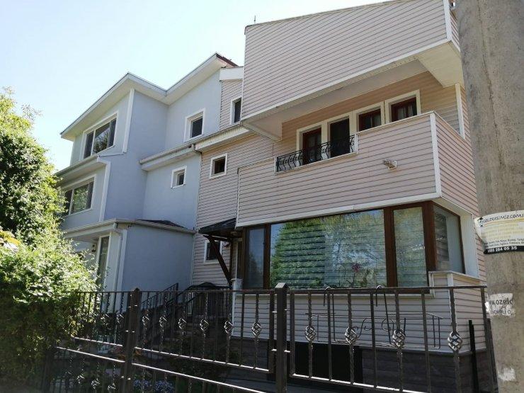 Kocası tarafından vahşice katledilen kadın bu evde öldürüldü