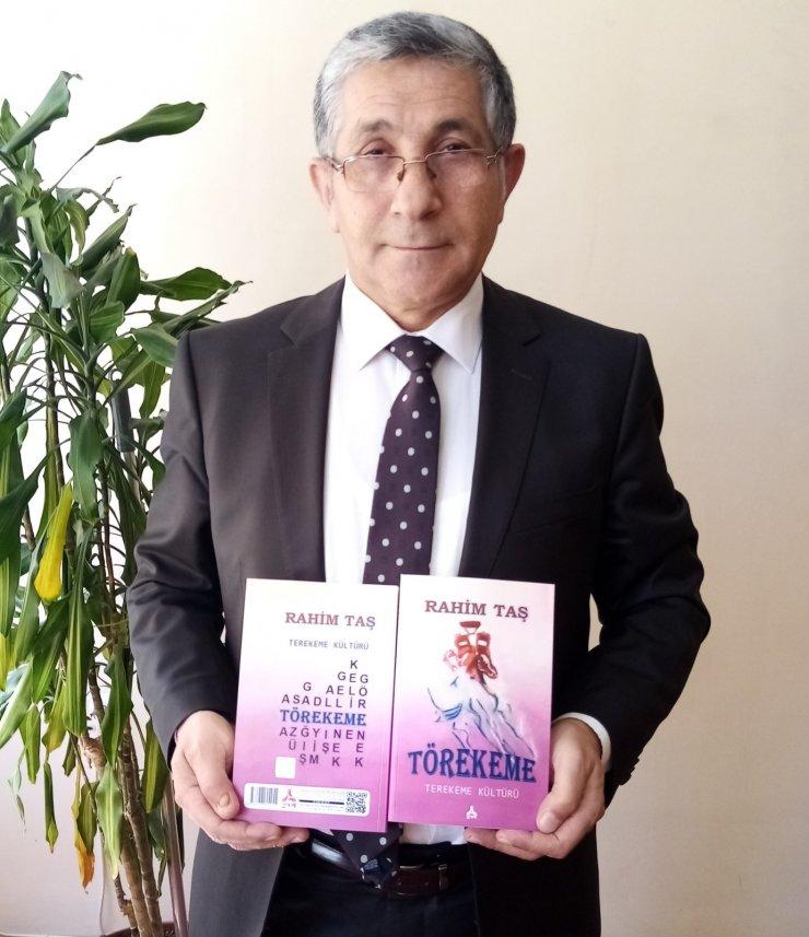 Defterdar Taş'ın, 'Törekeme - Terekeme Kültürü' adlı 12'nci kitabı yayımlandı