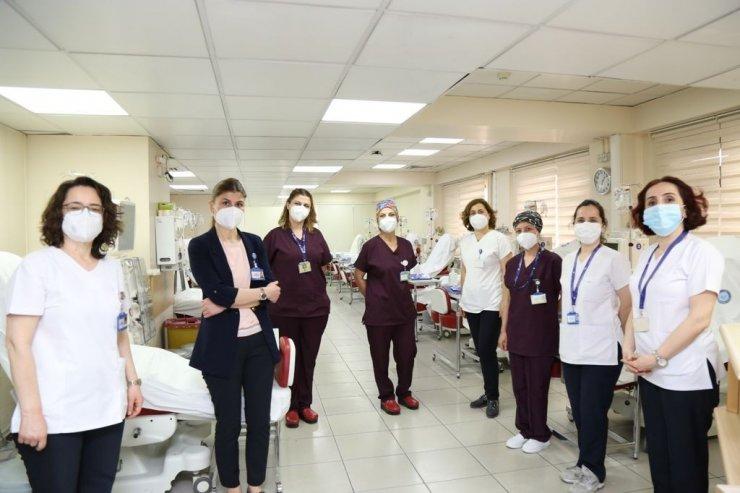 Gazi Üniversitesi'nin hemşirelerinden ''Hemşireler Günü'' için özel klip