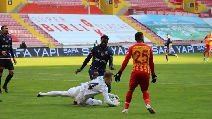 Başakşehir ile Kayserispor ile 24. randevuda