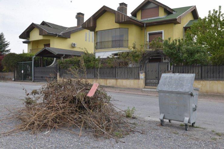 """Başkan Palancıoğlu: """"Bağ ve bahçe atıkları çöp değildir"""""""