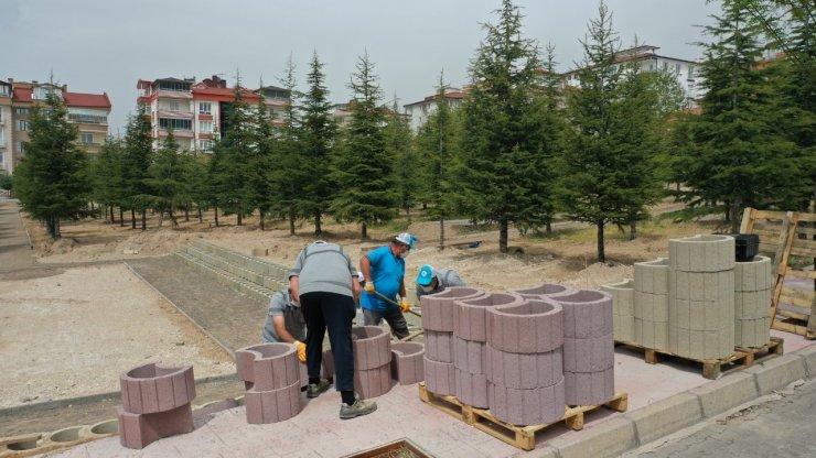 15 Temmuz Mahallesine yeni park yapılıyor