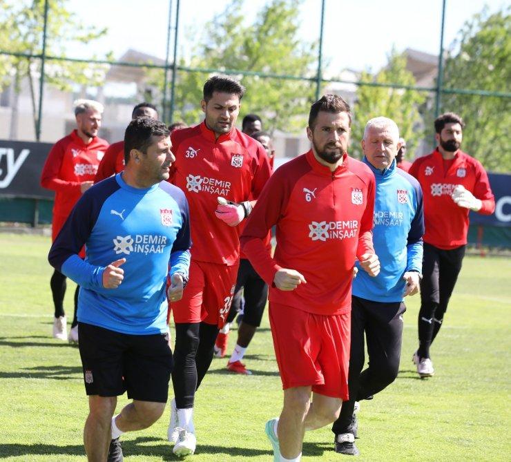 Sivasspor, Fenerbahçe maçına hazır