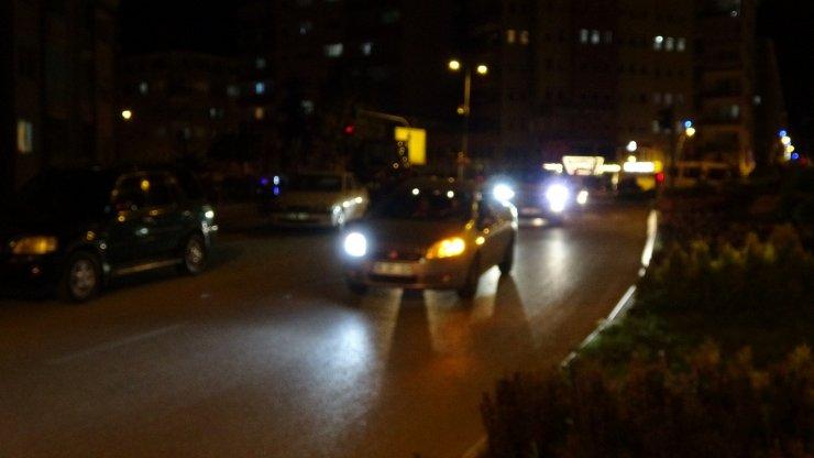 Çankırı'da İsrail'in yaptığı zulüm protesto edildi