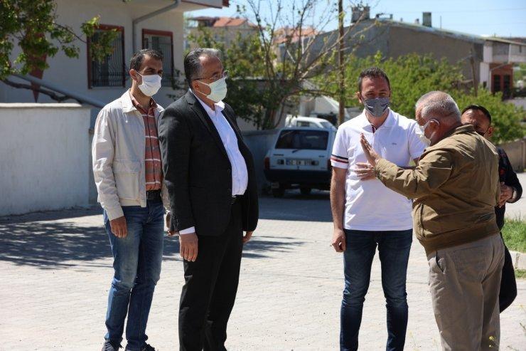 """Savran, """"Nevşehir için tüm gücümüzle çalışmaya devam"""""""