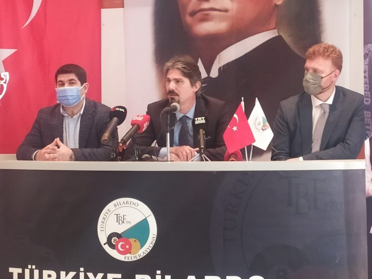 World Snooker Tour, Türkiye'de düzenlenecek