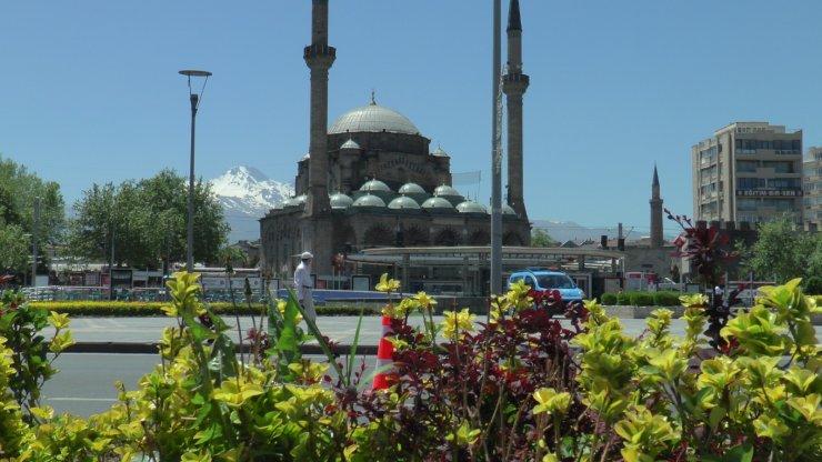Kayseri'de Ramazan Bayramı sıcak geçecek