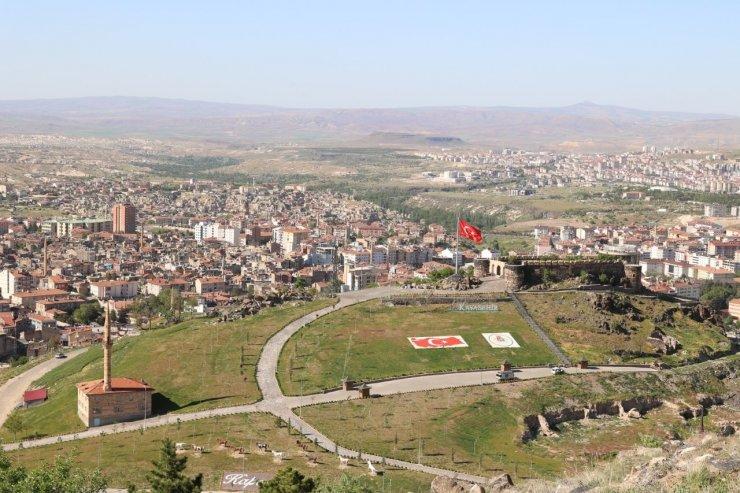 Nevşehir'de Ramazan Bayramı dolayısıyla 11 pare top atışı