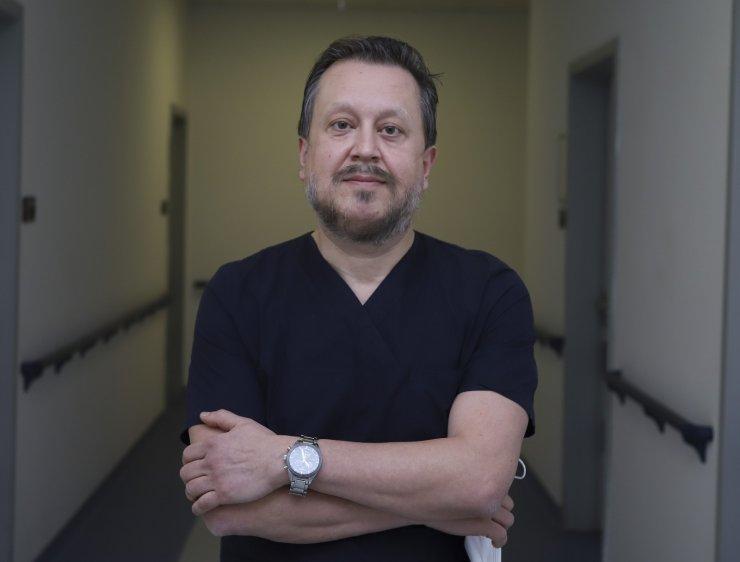 Prof. Dr. Oğuztürk 'tam kapanma'nın kliniklere yansımasını açıkladı
