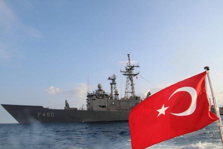 Mehmetçiğin dikkati Doğu Akdeniz'de faciayı önledi