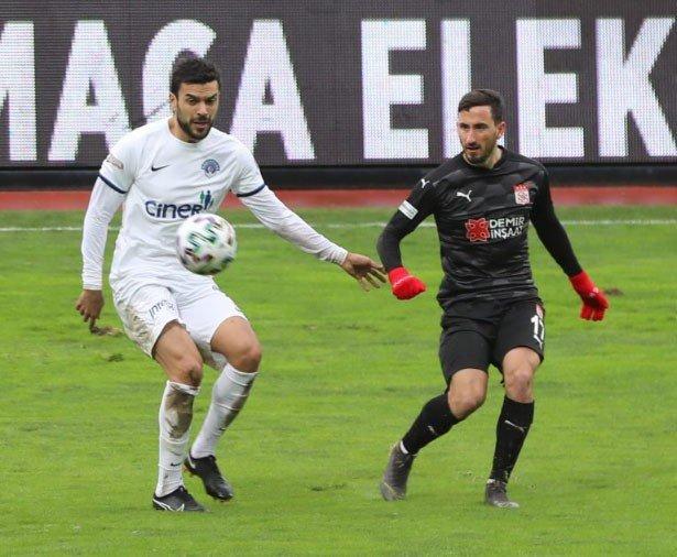 Sivasspor ile Kasımpaşa 22. kez karşılaşacak