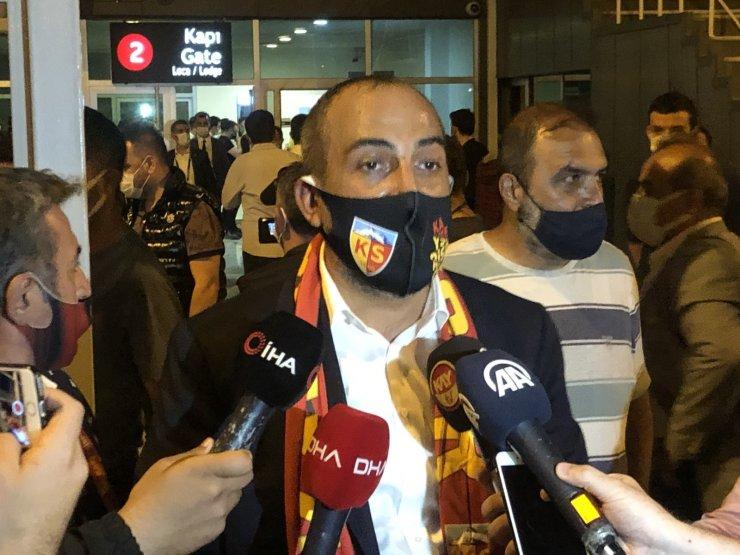 """Berna Gözbaşı: """"Gelecek sezon daha iyi bir Kayserispor görmeyi umut ediyorum"""""""