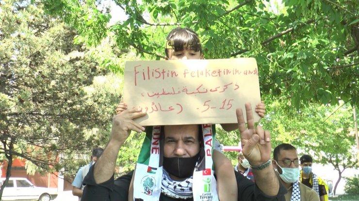 Filistinliler Topluluğu Başkan Yardımcısı Sayid: ''İsrail vurdukça biz çoğalacağız''