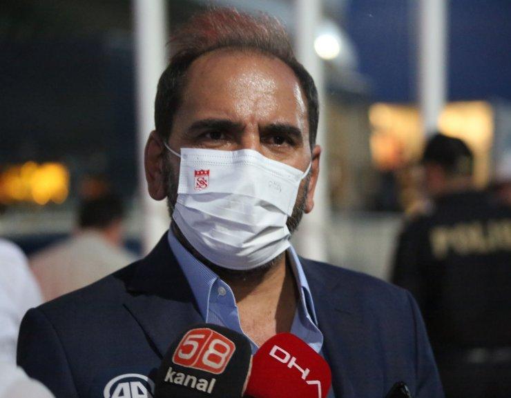 """Otyakmaz: """"Avrupa'ya gitmek için kupa finalinde Beşiktaş'ın yanında olacağız"""""""