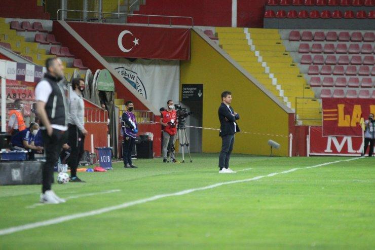Süper Lig: Kayserispor: 1 - Fenerbahçe: 0 (Maç devam ediyor)