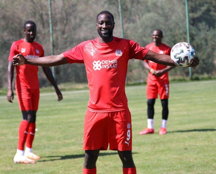 Sivasspor'dan Yatabare kararı