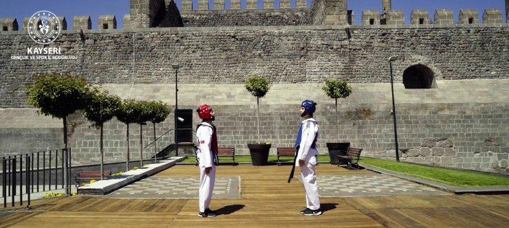 Kayseri Gençlik ve Spor İl Müdürlüğü'nün '19 Mayıs' klibi büyük beğeni topladı
