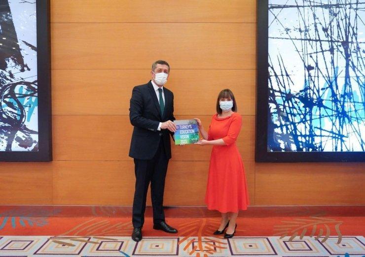 Eğitim alanında Kuzey Makedonya ile tecrübe paylaşımı