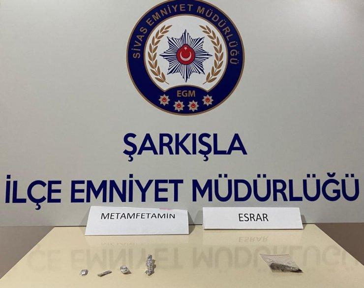 Polis ekiplerince yakalanan şahıslara 26 bin 123 lira para cezası